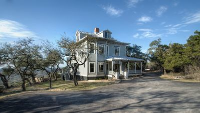 Photo for Charming Victorian Home w/ AMAZING VIEW, Pool, Hot Tub, Game Room