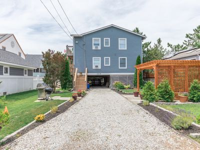 Photo for SHORT walk to Sunset Beach & within walking distance of beautiful Cape May Point State Park.