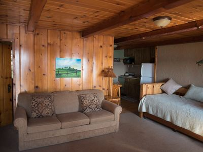 Photo for 1BR Cabin Vacation Rental in Hawks, Michigan