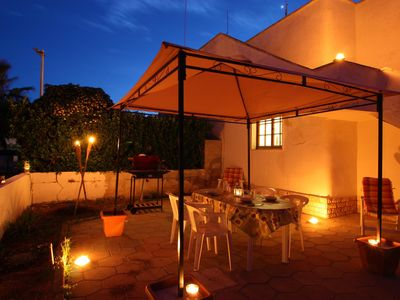 Photo for Maison Belvedere apartment in Marina di Mancaversa with shared terrace & shared garden.