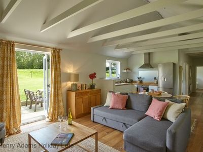 Photo for The Dairy , Birdham  -  a barn conversion that sleeps 4 guests  in 2 bedrooms
