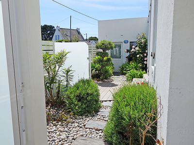 Photo for Vacation home L'Atlantique in Quiberon - 6 persons, 2 bedrooms