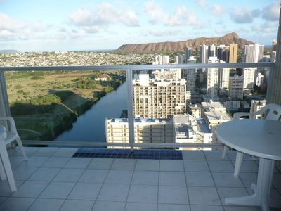 Photo for Awesome Waikiki High Floor Studio W/ Pano Views - Low Rates
