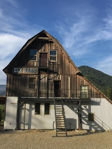 Photo for THE ELK BARN INN - Guest Ranch, Lodge & Event Center -NW Montana (Heron)