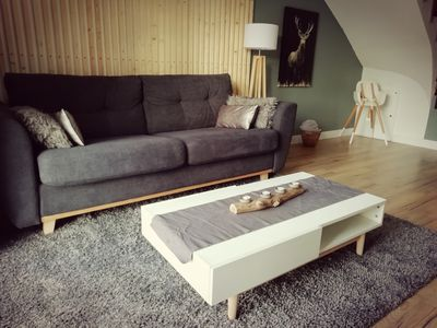 Photo for 2BR Apartment Vacation Rental in GERARDMER, Bourgogne Franche-Comté