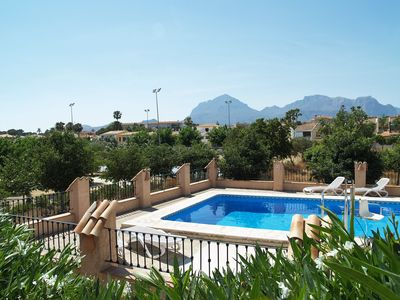 Photo for Cozy 3 bedrooms attached house with beautiful surroundings. 2 km to beach.