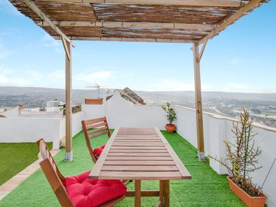 Photo for Historic Apartment Matrera in Centre with Terrace, Amazing Views & Air Conditioning
