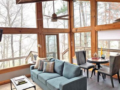 Photo for Woodland Loft #3-Watershed Cabins-Modern Style Cabin
