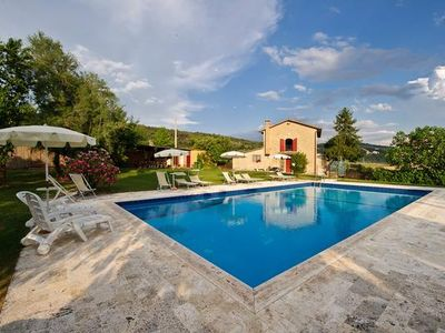 Photo for Holiday apartment Rapolano Terme for 2 - 4 persons with 1 bedroom - Farmhouse