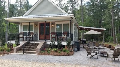 New Construction Cozy Country Cottage 3 BR 2 full baths. All Custom Design.
