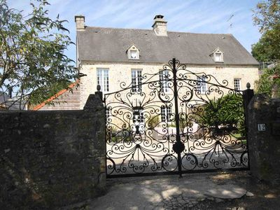 Photo for Romantic cottage with SPA & Sauna, 15 min from the sea and from Cherbourg