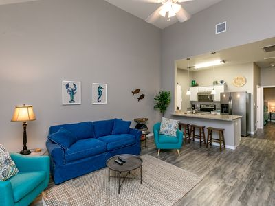 Close to the beach, beautiful, and spacious new unit at Village by the Beach