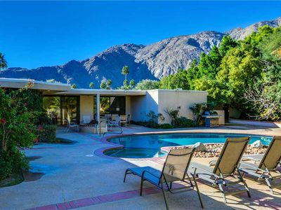 Photo for Las Palmas Hollywood Classic: 4 BR / 4 BA home in Palm Springs, Sleeps 8