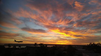 Fantastic Sunset Views of San Diego Bay and walk to Balboa Park