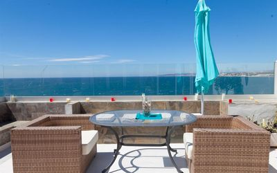 Photo for Spacious Penthouse with amazing sea views, Frontline overlooking sea next to Estepona port