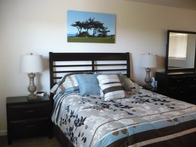 Photo for Located in the heart of Cambria.  Stand alone upstairs one bedroom apartment.