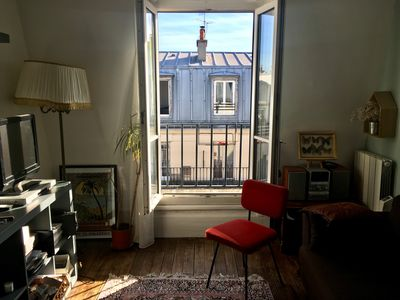 Photo for Stylish and cozy apartment in the center of Paris