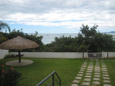 Photo for Apartment with 2 suites on the seafront of Canasvieiras