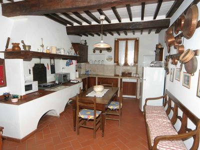 Photo for Well-kept apartments in the heart of the medieval village