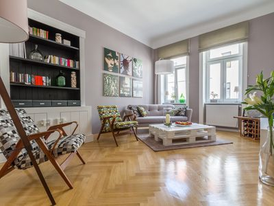 Photo for Apartment Vienna Your home abroad