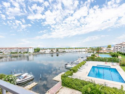 Photo for Apartment Sant Maurici in Empuriabrava - 4 persons, 1 bedrooms