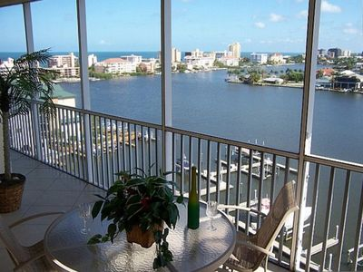 Photo for Luxurious 10th Floor Condo Spectacular View Both Bay and  Gulf