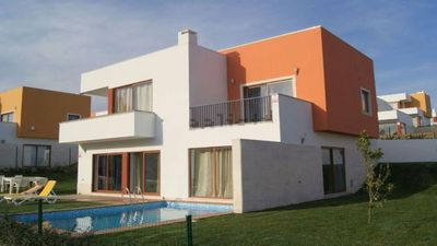 Photo for Villa Monica with swimming pool and 500m from the Obidos lagoon