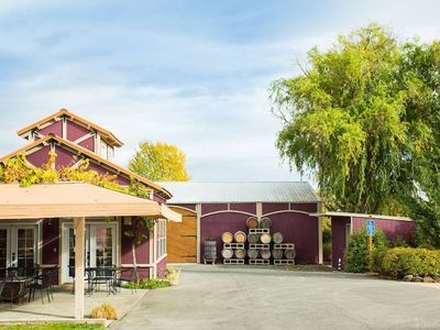 Photo for Rellik House. Winery and Alpaca Farm
