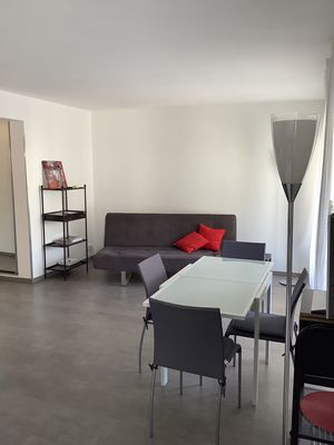 Photo for air-conditioned studio 35m2 Pointe Croisette Palm Beach 30m from the beach