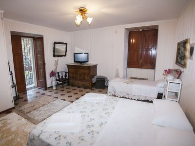 Photo for Villa Capri B & B and Tours - Triple room