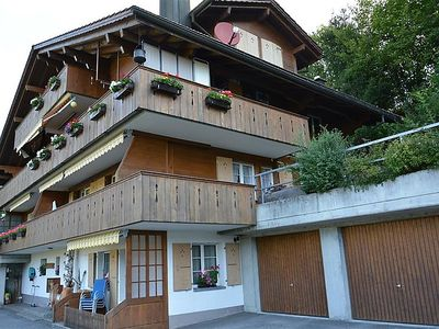 Photo for Apartment Eichhorn  in Zweisimmen, Bernese Oberland - 3 persons, 1 bedroom