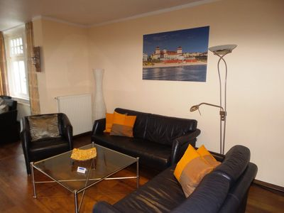 Photo for 2-room apartment - Apartment House Liebeskind 02 in Ostseebad Binz