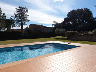 Photo for Villa with pool, comfortable, quiet and close to the village center