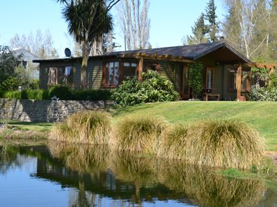 Photo for 2BR Cottage Vacation Rental in Hurunui, Masons Flat