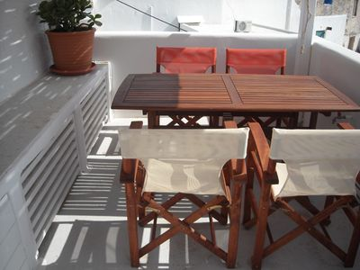 Photo for 2BR House Vacation Rental in Parikia, Paros island (Greece)