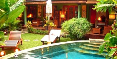 2 BR Pool Villa on seminyak Beach