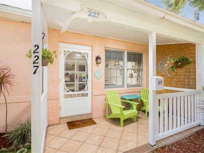 Photo for Cocoa Beach Stay Downtown Cottage on the Space Coast, Walk to the beach!