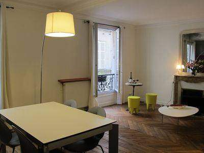 Photo for Beautiful apartment between Montmartre and the Opera; 46m2; 2 / 5personnes