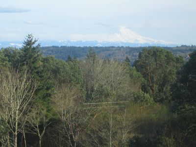 Photo for Gorgeous New And Centrally Located Home With A Spectacular View Of Mt Rainier