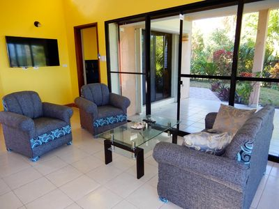 Photo for Resort style executive 2 beds, 2 baths home in Consejo Shores, Corozal, Belize.
