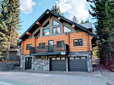 Photo for Beautiful Log Cabin Centrally Located in Whistler