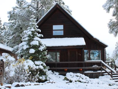 Photo for 3 Bedroom Ski Chalet with heated garage