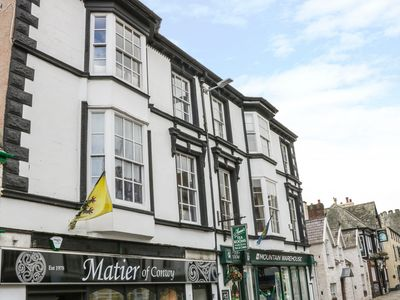 Photo for Castle Apartment, CONWY