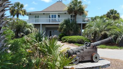Photo for Ocean Front East Beach / 40 Acre Private Nature Preserve