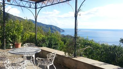 Photo for Villa Corbezzolo - The heart of Cinque Terre