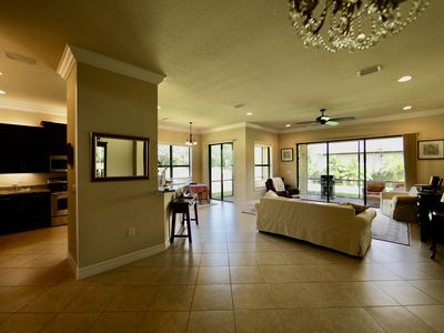 Photo for NEW LISTING in Riverstone. Luxury and  a most Popular locale in Naples!!