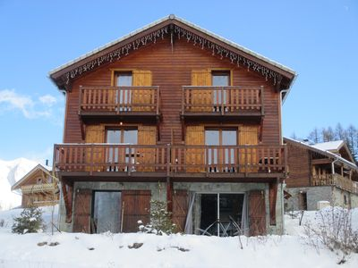 Photo for Chalet La Joue Du Loup Hautes-Alpes