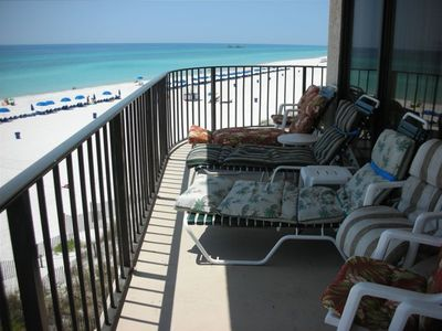 Photo for Edgewater Large Ocean Condo 3 Bedrooms 3 Bath Deluxe Wrap Condo on the Beach.