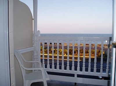 Photo for First floor seaside apartment with balcony and spectacular sea views.o