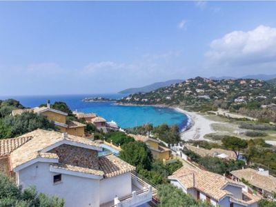 Photo for Elegant panoramic villa a stone's throw from the sea